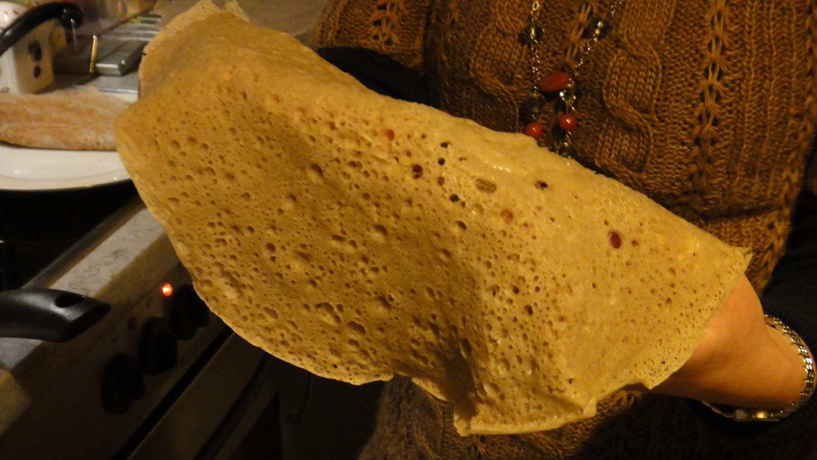 Cucina Etiope Injera