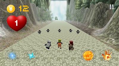 game naruto ninja heroes