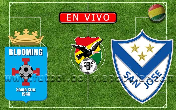 【En Vivo】Blooming vs. San José - Torneo Clausura 2019