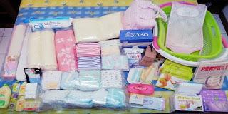 dropship barang bayi