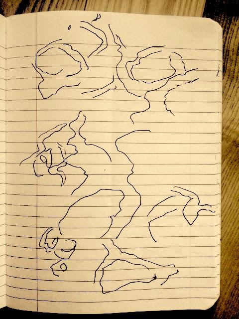 drawing by Samantha Palmeri