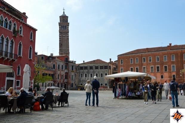Venezia, Campo Sant'Anzolo