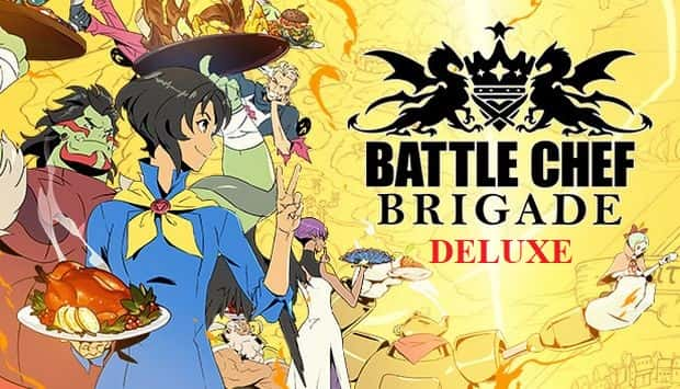 BATTLE CHEF BRIGADE DELUXE-GOG