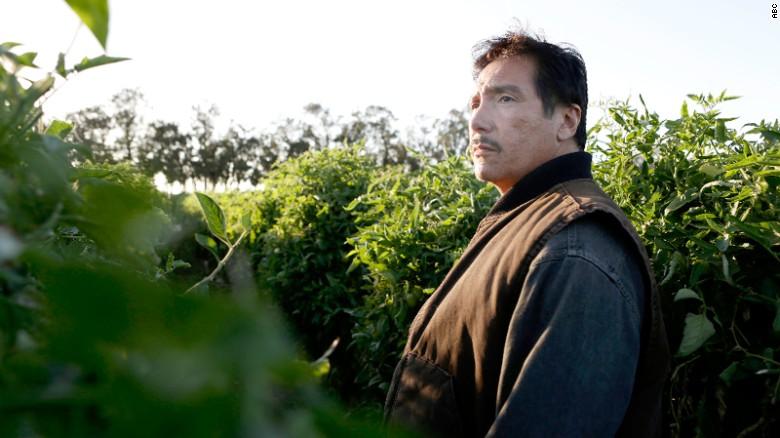 Benito Martínez es Luis Salazar en 'American Crime'