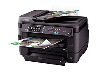 Epson WF-7620 review