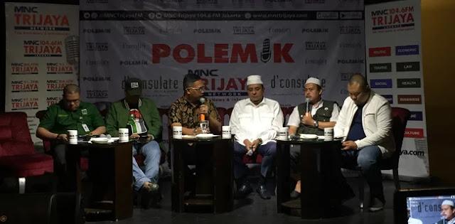"Pemerintah Wanti-Wanti Tidak Ada Yel-Yel ""Turunkan Jokowi"" Di Reuni 212"