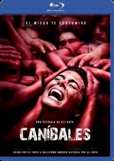 Caníbales (2013) DVDRip Latino