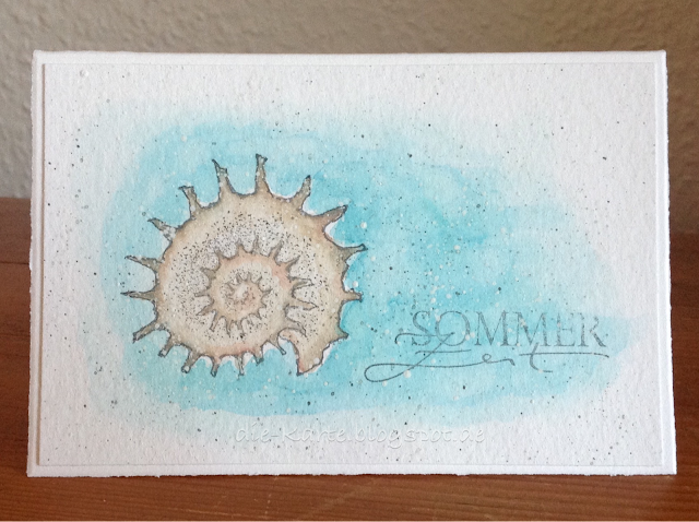 """""""Spiral Shell"""" Ryn Tanaka, """"Sommerzeit"""" Alexandra Renke"""