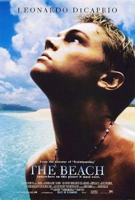 The beach, film