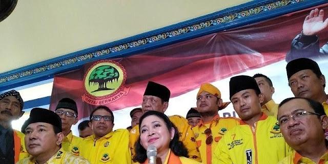 Partai Berkarya Prihatin Soeharto tak Dapat Gelar Pahlawan