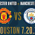 Manchester United vs  Manchester City Full Match 21 July 2017