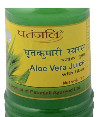 Benefits of Patanjali Aloe Vera Juice