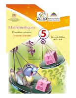 Mathématiques - 5ème Primaire - 2 Semestre - Livre Elève