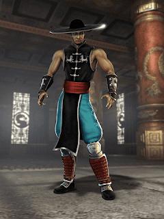kung lao adalah karakter mortal kombat yang bersenjatakan topi tajam di setiap sisinya