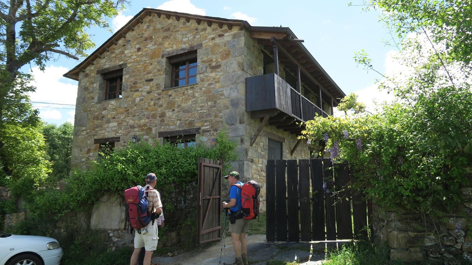 Laukoak 20160606 sierra de la culebra etapa 7 for Casa jardin culebra