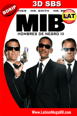 Hombres de Negro III (2012) Latino Full 3D SBS BDRIP 1080P ()