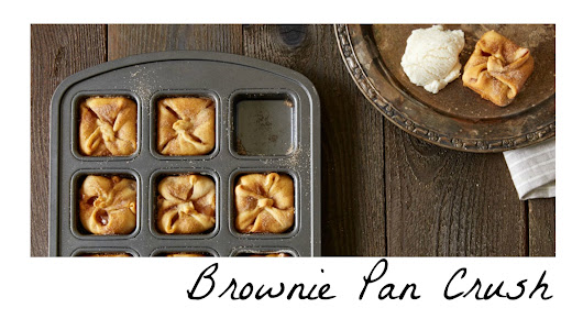 Brownie Pan Crush