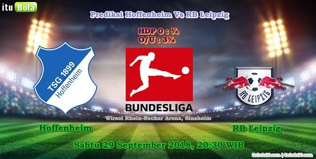 Prediksi Hoffenheim Vs RB Leipzig - ituBola