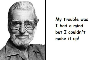 """Dr. Seuss Quotes About Trouble!"""