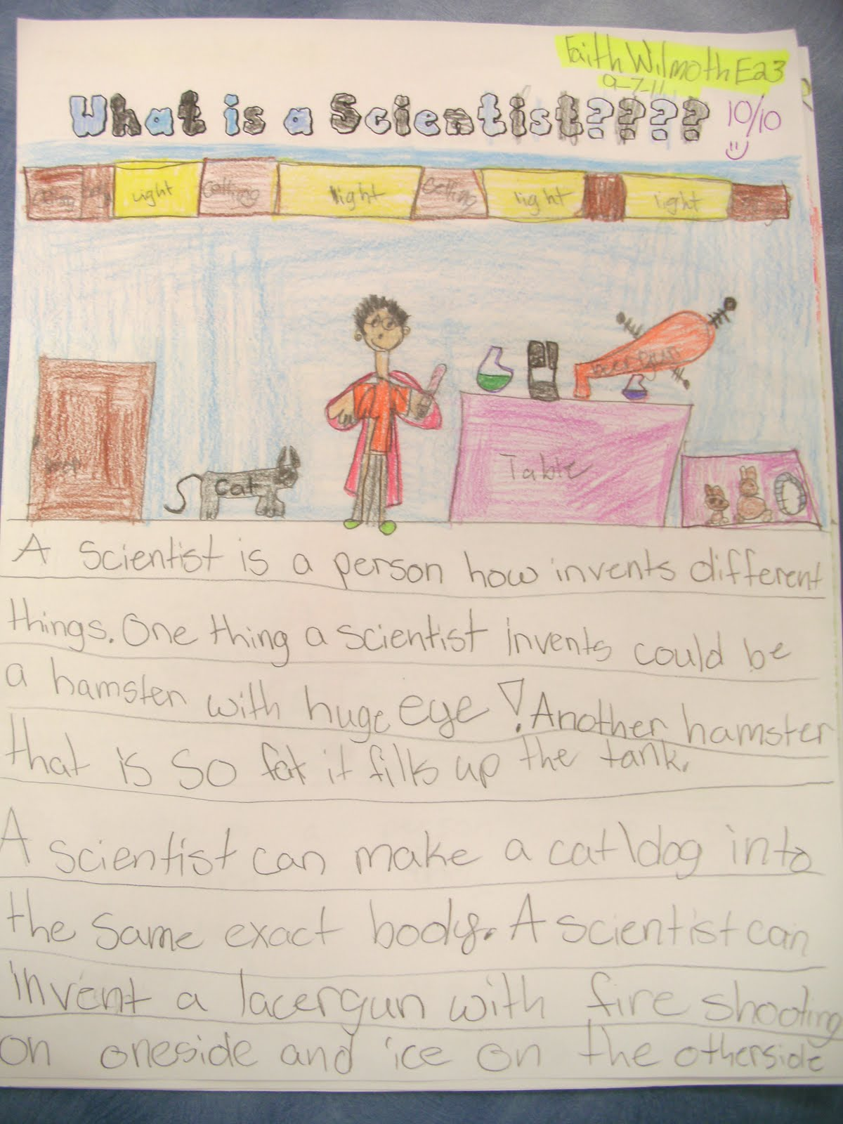 Mrs Evans 5th Grade Blog