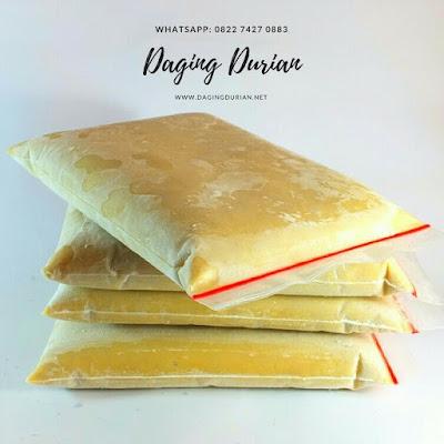 Daging Durian Medan di Bengkulu