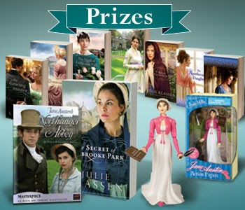 Grand Prize - The Secret of Pembrooke Park blog tour