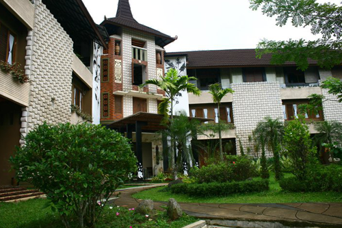 The village resort pancawati bogor