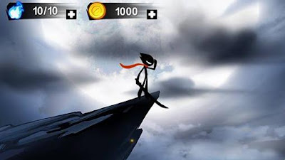 Free Download Stickman Revenge 3: League of Heroes MOD APK Full Version