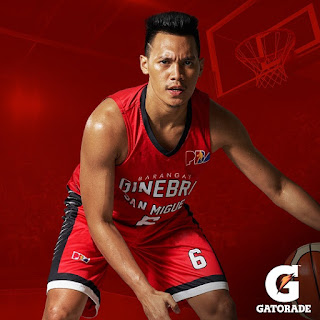 Gatorade ambassador Scottie Thompson