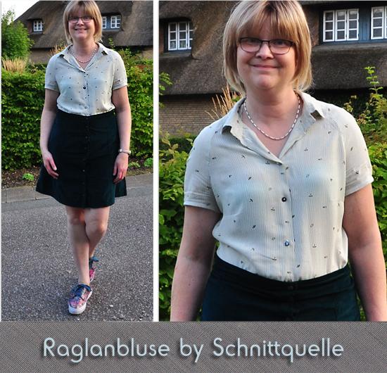 Raglanbluse Soglio by Schnittquelle