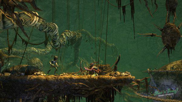 Oddworld New 'n' Tasty Complete Edition