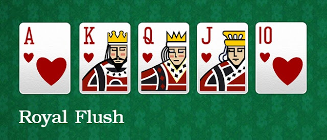 Royal Flush | info agen judi online
