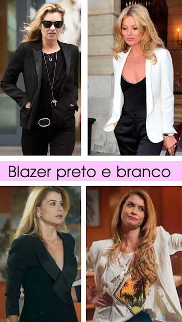 Kate Moss blazer e Diana (Aline moraes)