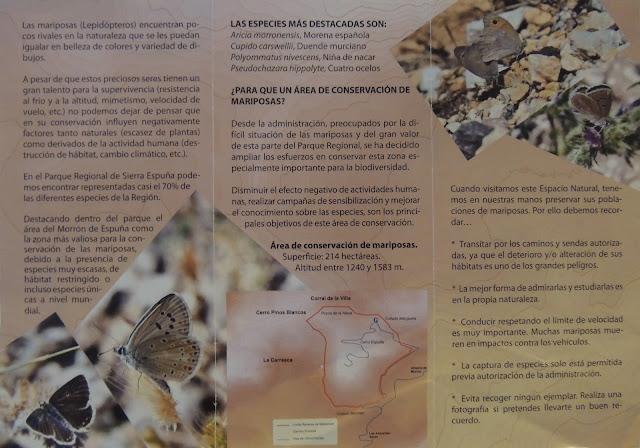 Área de Conservación de las mariposas