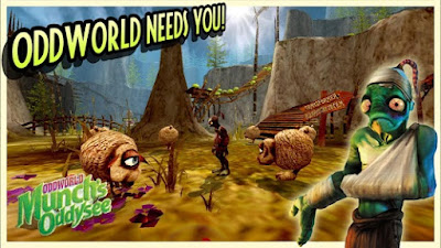 Download Oddworld Munch's Oddysee v1.0.1 Apk+Data