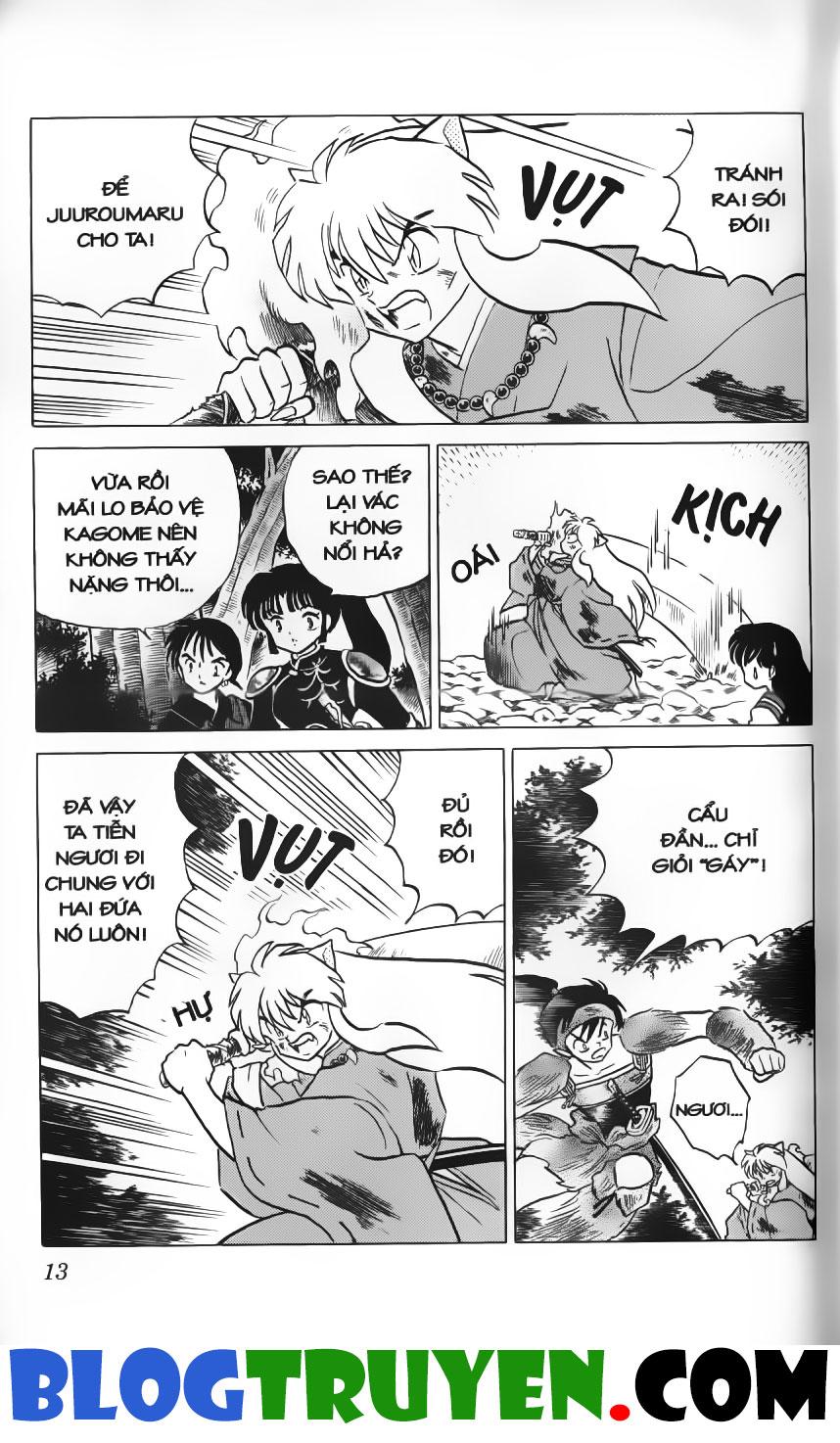 Inuyasha vol 18.1 trang 12