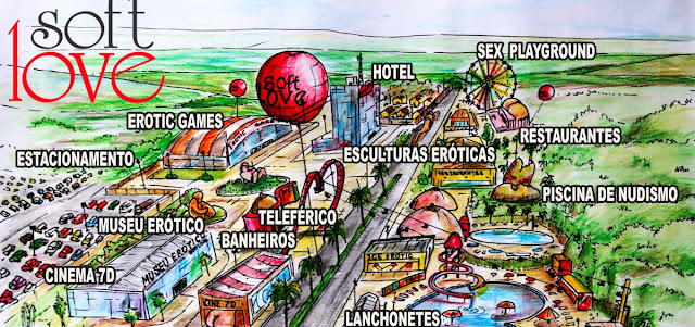 EROTIKA LAND: Get To Know The World's First-Ever S*x-Themed Amusement Park