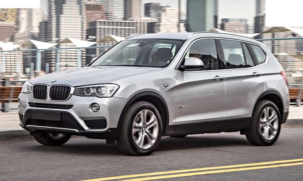 بى ام دبليو BMW X3