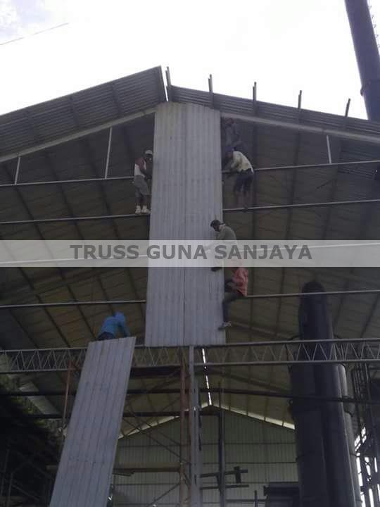 Harga Baja Ringan Per Meter Di Semarang Merk Taso Murah Www Referensibisnis Com