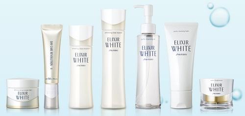 Bộ sản phẩm dưỡng da của Shiseido Nhật Bản