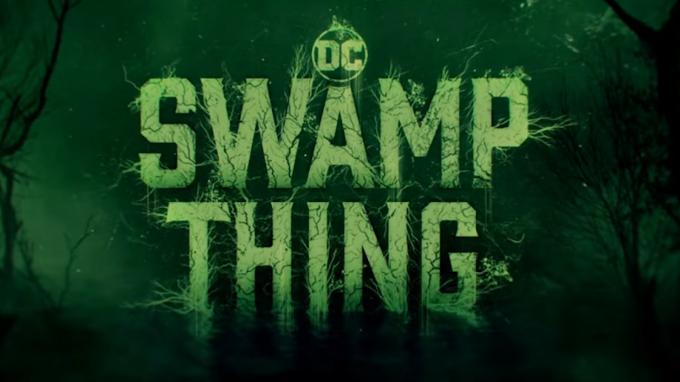 Saiu o trailer de Swamp Thing!
