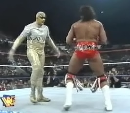 WWF / WWE - In Your House 11: Buried Alive - Marc Mero vs. Goldust for the WWF Intercontinental Title