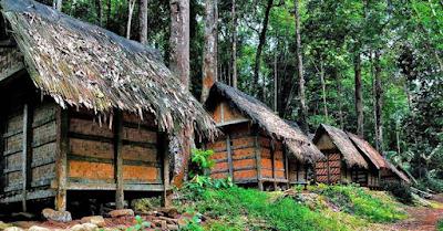 Makalah Kampung Adat Kanekes Baduy