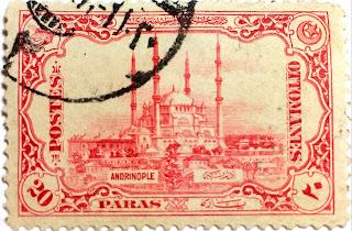 Osmanlı Posta Pulu
