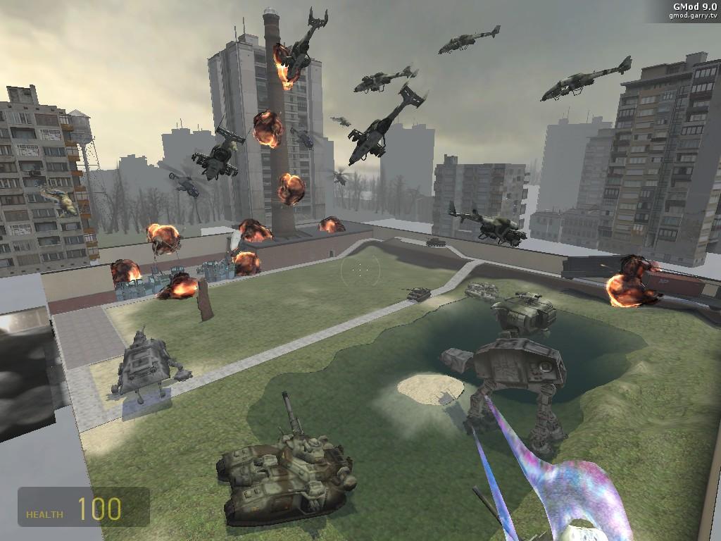 Garry 39 S Mod Gameplay Gmod – Meta Morphoz