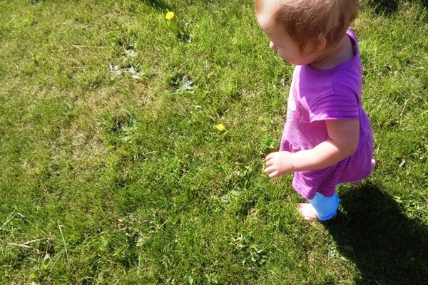 Integracja sensoryczna na podwórku