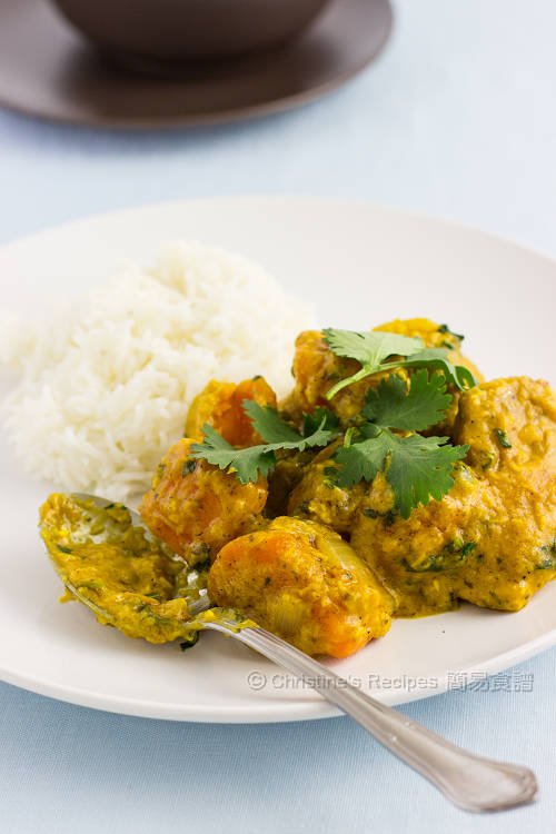 印度咖哩雞 Indian Korma Chicken03