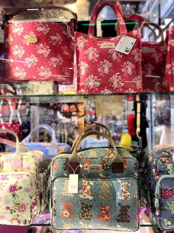 jane lily bangkok vintage english country thai bags