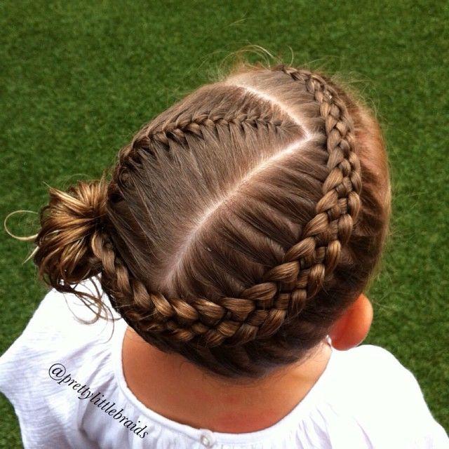 Cute%2BEasy%2BHairstyles%2BFor%2BLittle%2BGirls%2B%252821%2529 30 Cute Easy Hairstyles For Little Girls Interior