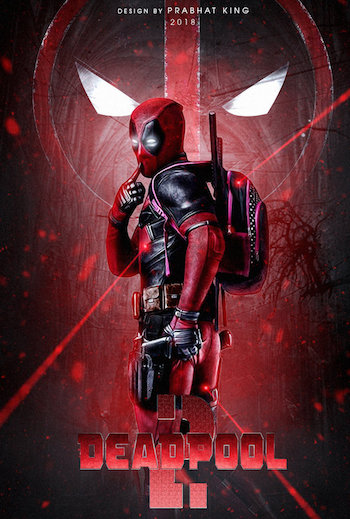 Deadpool 2 2018 Dual Audio Hindi Eng 480p BRRip 500mb